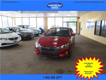 2019 Hyundai Elantra Preferred (Stk: 868517) in Dartmouth - Image 1 of 24