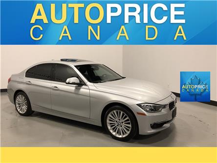 2015 BMW 328i xDrive (Stk: W0547) in Mississauga - Image 1 of 24