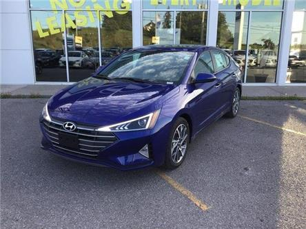 2020 Hyundai Elantra Luxury (Stk: H12230) in Peterborough - Image 2 of 13
