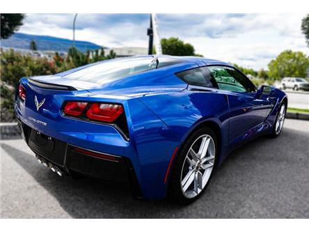 2019 Chevrolet Corvette Stingray (Stk: N40019) in Penticton - Image 2 of 16