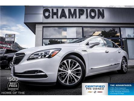 2017 Buick LaCrosse Premium (Stk: 17-87) in Trail - Image 1 of 27