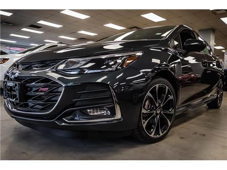 2019 Chevrolet Cruze Premier (Stk: 19-112) in Trail - Image 1 of 24