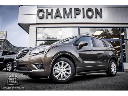 2019 Buick Envision Essence (Stk: 19-164) in Trail - Image 1 of 29