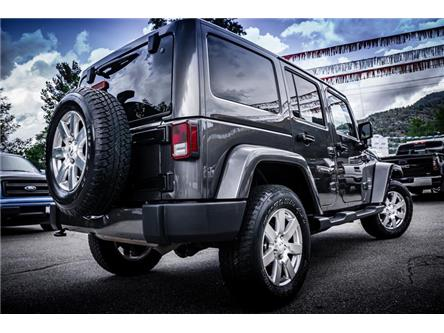 2016 Jeep Wrangler Unlimited Sahara (Stk: P19-244) in Trail - Image 2 of 26