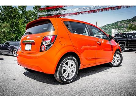 2013 Chevrolet Sonic LT Manual (Stk: P19-253A) in Trail - Image 2 of 21
