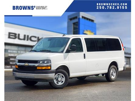 2019 Chevrolet Express 3500 LT (Stk: T19-271) in Dawson Creek - Image 1 of 25