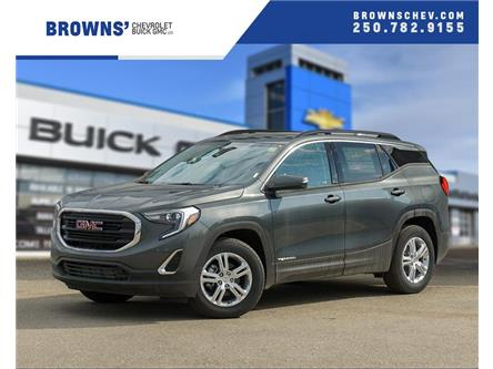 2019 GMC Terrain SLE Diesel (Stk: T19-334) in Dawson Creek - Image 1 of 30