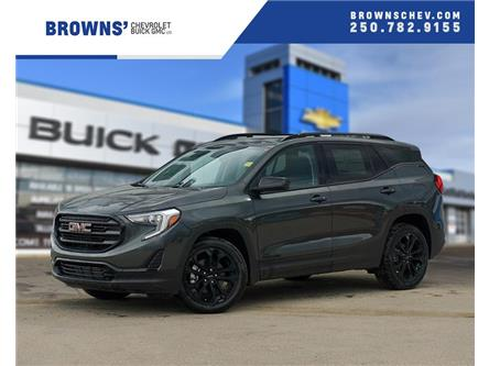 2019 GMC Terrain SLE (Stk: T19-547) in Dawson Creek - Image 1 of 18