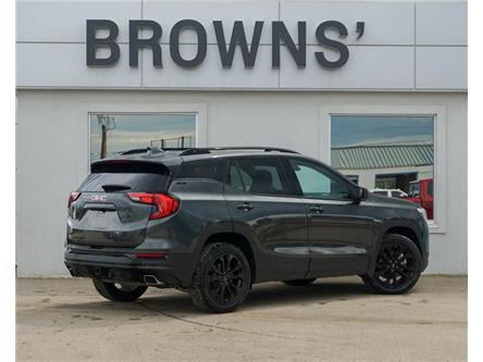 2019 GMC Terrain SLE (Stk: T19-547) in Dawson Creek - Image 2 of 18