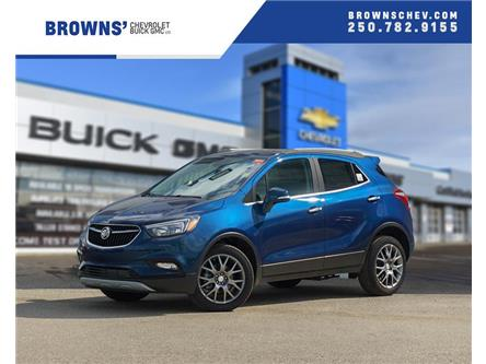 2019 Buick Encore Sport Touring (Stk: T19-688) in Dawson Creek - Image 1 of 18