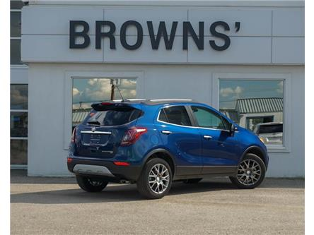 2019 Buick Encore Sport Touring (Stk: T19-688) in Dawson Creek - Image 2 of 18