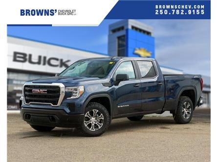 2019 GMC Sierra 1500 Base (Stk: T19-713) in Dawson Creek - Image 1 of 16
