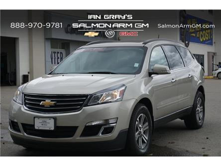 2017 Chevrolet Traverse 1LT (Stk: 19-260A) in Salmon Arm - Image 1 of 20
