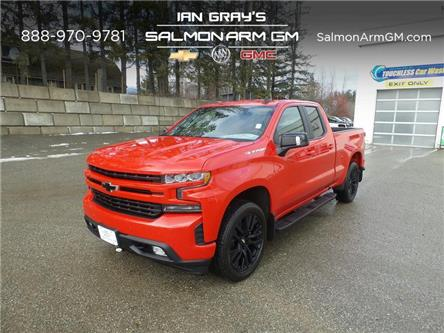 2019 Chevrolet Silverado 1500 RST (Stk: 19-128) in Salmon Arm - Image 1 of 30