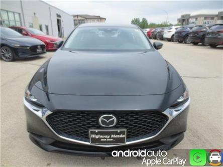 2019 Mazda Mazda3 GS Auto i-Active AWD (Stk: M19058) in Steinbach - Image 2 of 22