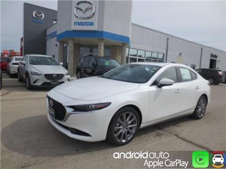 2019 Mazda Mazda3 GT Auto i-ACTIV AWD (Stk: M19115) in Steinbach - Image 1 of 22