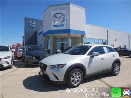 2019 Mazda CX-3 GX AT AWD (Stk: M19136) in Steinbach - Image 1 of 22