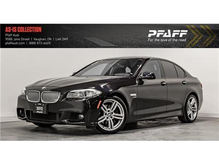 2012 BMW 550i xDrive (Stk: T17136A) in Vaughan - Image 1 of 21