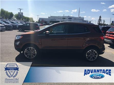 2019 Ford EcoSport Titanium (Stk: K-499) in Calgary - Image 2 of 5