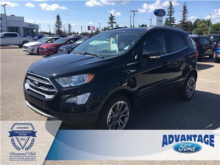 2019 Ford EcoSport Titanium (Stk: K-500) in Calgary - Image 1 of 5