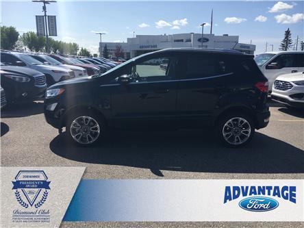 2019 Ford EcoSport Titanium (Stk: K-500) in Calgary - Image 2 of 5