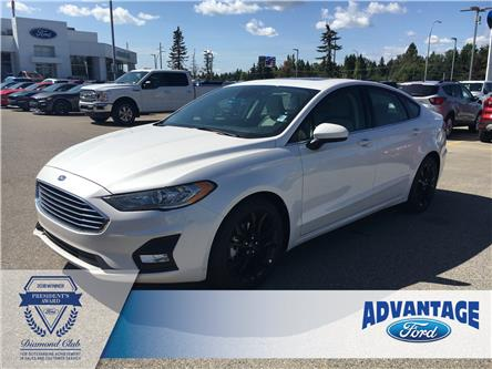 2019 Ford Fusion SE (Stk: K-1672) in Calgary - Image 1 of 5