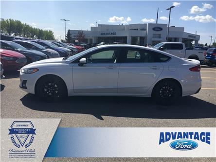 2019 Ford Fusion SE (Stk: K-1672) in Calgary - Image 2 of 5