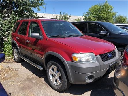 2006 Ford Escape XLT (Stk: D44436T) in Brampton - Image 1 of 12
