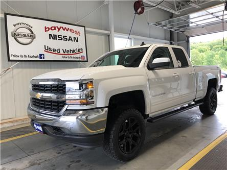 2019 Chevrolet Silverado 1500 LD LT (Stk: P0693) in Owen Sound - Image 1 of 12
