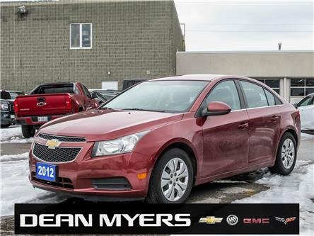 2012 Chevrolet Cruze LT Turbo (Stk: 140389A) in North York - Image 1 of 20