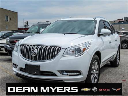 2016 Buick Enclave Leather (Stk: C197768A) in North York - Image 1 of 8