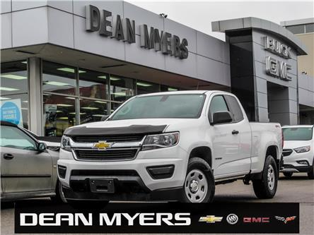 2018 Chevrolet Colorado WT (Stk: 64117) in North York - Image 1 of 21