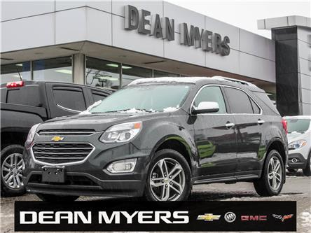 2017 Chevrolet Equinox Premier (Stk: 180590A) in North York - Image 1 of 19