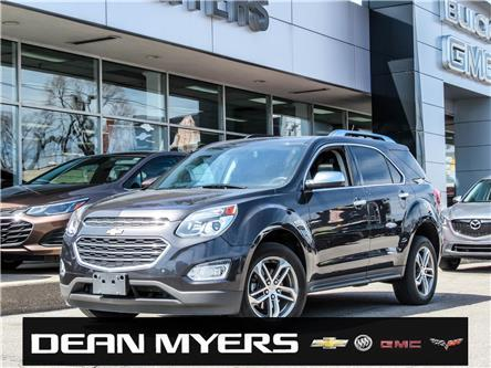 2016 Chevrolet Equinox LTZ (Stk: L2164) in North York - Image 1 of 22