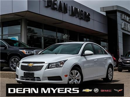 2014 Chevrolet Cruze 1LT (Stk: 190248A) in North York - Image 1 of 21