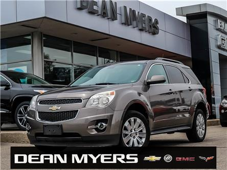 2011 Chevrolet Equinox 1LT (Stk: 190535A) in North York - Image 1 of 18