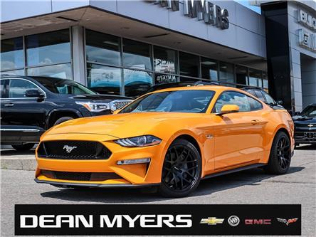 2019 Ford Mustang GT (Stk: R64143A) in North York - Image 1 of 28
