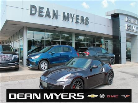 2014 Nissan 370Z Touring (Stk: C202270) in North York - Image 1 of 19
