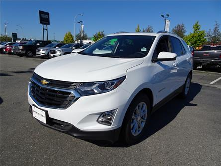 2019 Chevrolet Equinox LT (Stk: 9000370) in Langley City - Image 1 of 6