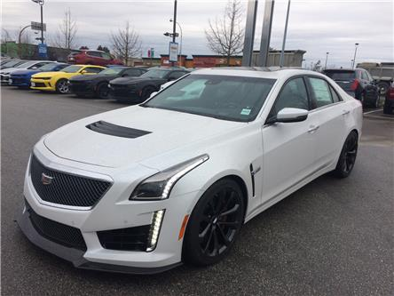 2019 Cadillac CTS-V Base (Stk: 9003130) in Langley City - Image 1 of 6