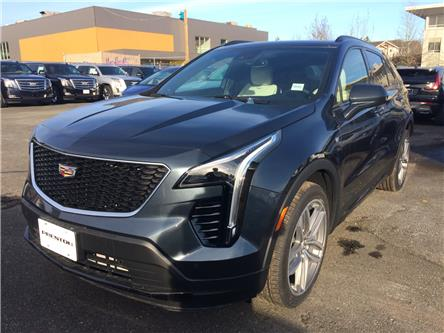 2019 Cadillac XT4 Sport (Stk: 9006030) in Langley City - Image 1 of 6