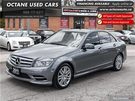 2011 Mercedes-Benz C-Class Base (Stk: ) in Scarborough - Image 1 of 24