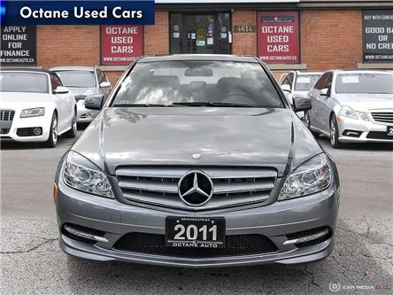 2011 Mercedes-Benz C-Class Base (Stk: ) in Scarborough - Image 2 of 24
