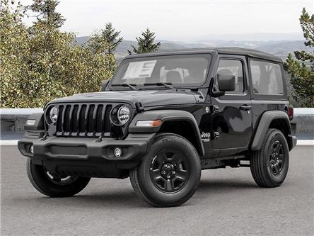 2019 Jeep Wrangler Sport (Stk: Y744240) in Burnaby - Image 1 of 23