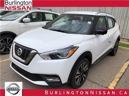 2019 Nissan Kicks S (Stk: Y1221) in Burlington - Image 1 of 5