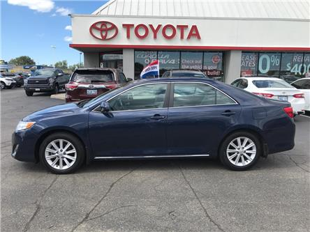 2014 Toyota Camry  (Stk: 1903861) in Cambridge - Image 1 of 15