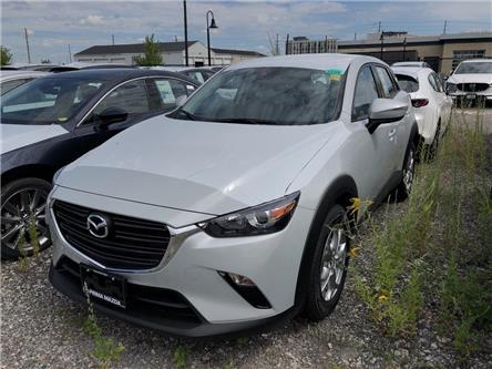 2019 Mazda CX-3 GS (Stk: 19-469) in Woodbridge - Image 1 of 5