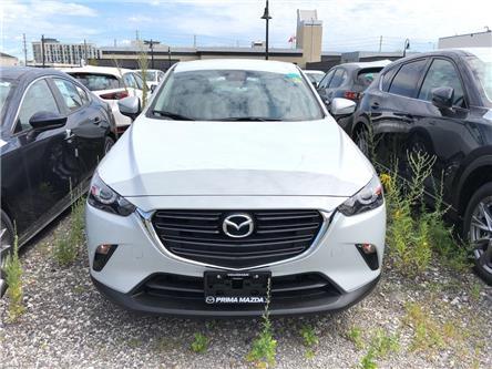 2019 Mazda CX-3 GS (Stk: 19-469) in Woodbridge - Image 2 of 5