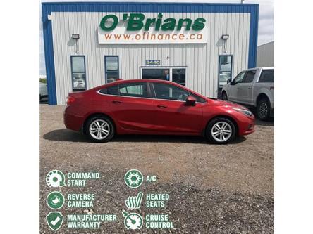 2017 Chevrolet Cruze LT Auto (Stk: 12722A) in Saskatoon - Image 2 of 22