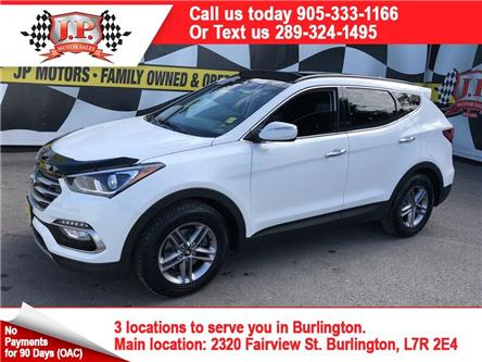 2017 Hyundai Santa Fe Sport SE (Stk: 47471) in Burlington - Image 1 of 25